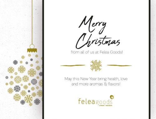 Season's Greetings from Felea Goods!
